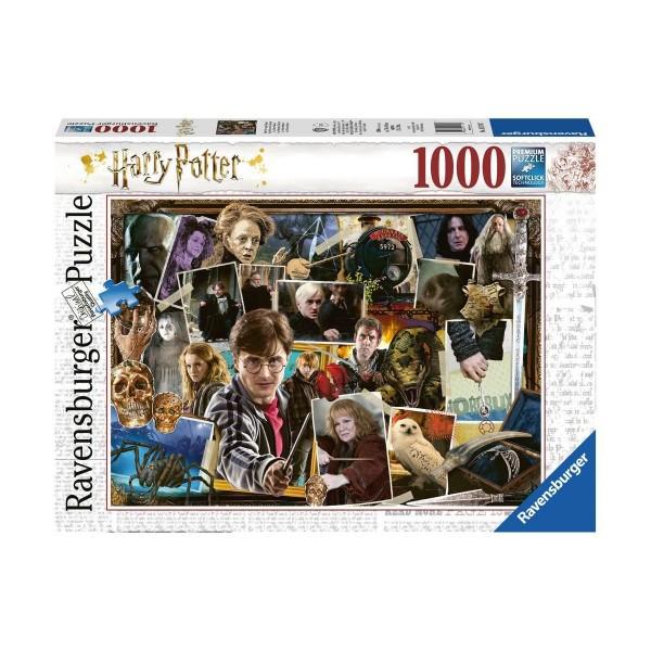 Ravensburger Puzzle 1000 - Harry Potter