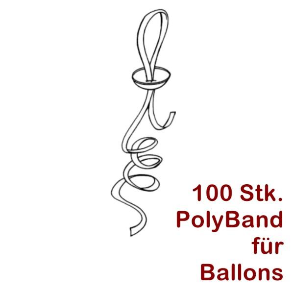 100x fil et Zibi-Fix,pour ballons hélium