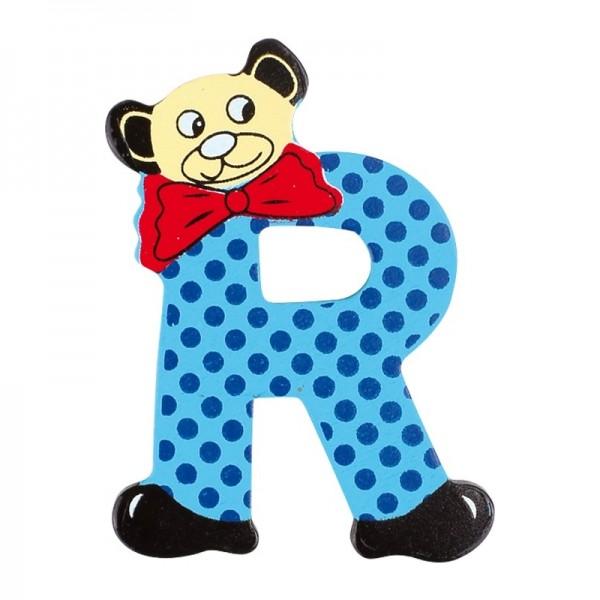 Buchstabe - R - zu Buchstaben ABC