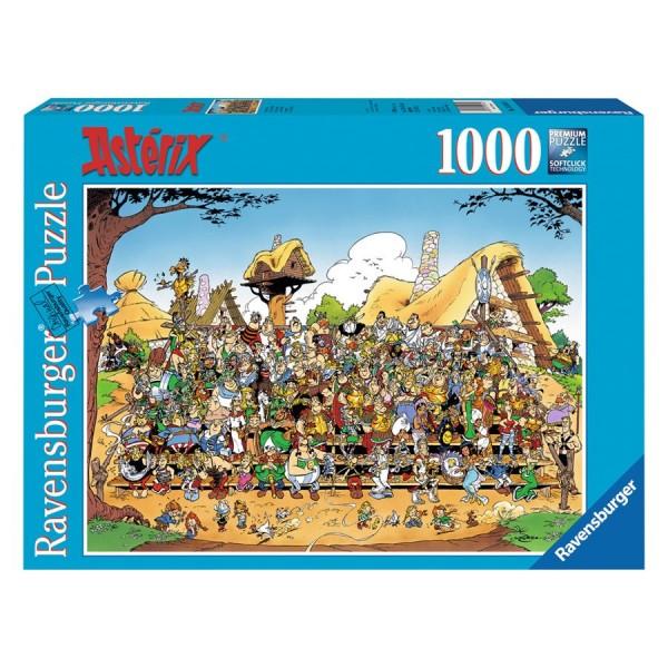 Ravensburger Puzzle, Familie Asterix