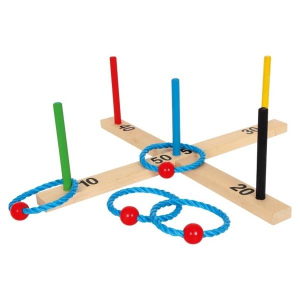 Ringwurfspiel -Bunt-, Legler small foot