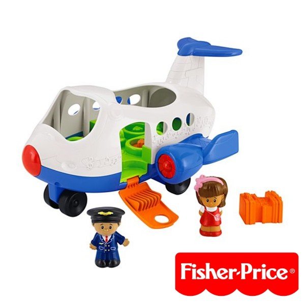 Fisher-Price Flugzeug Little People