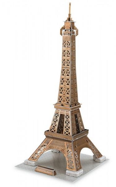 3D-Puzzle Eiffelturm von Paris (klv)
