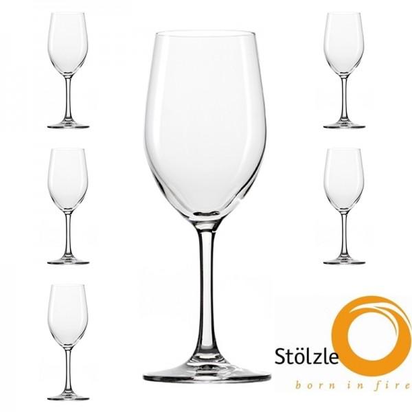 Stölzle CLL, 6x verres à vin Blanc, 305