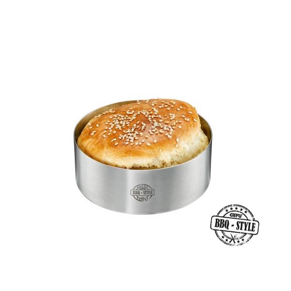 Burger-Ring - BBQ Form für Hamburger