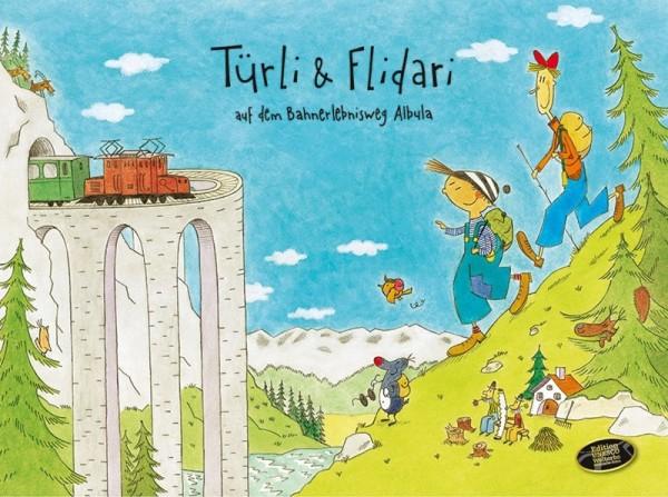 livre d'images,Türli&Flidari, volume 2