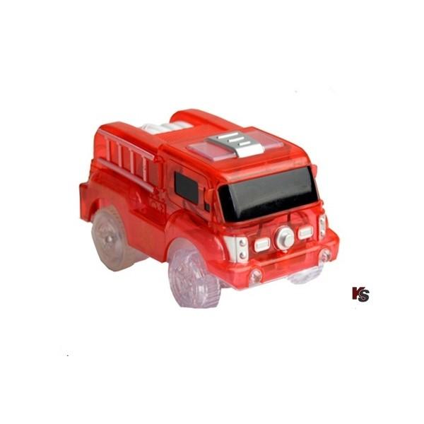 Camion De Miniature R Voiture Pompiers Nnvwm80