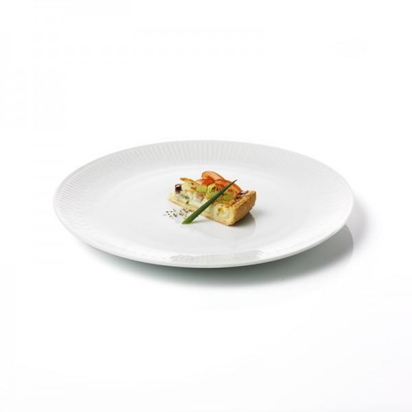 relief 4pc. assiettes plate 26cm(manger)