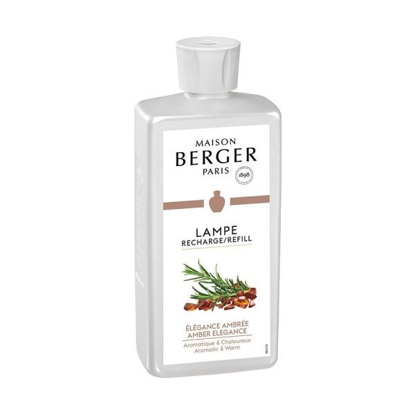 Duft-lampen Parfum Amber Eleganz 500 ml