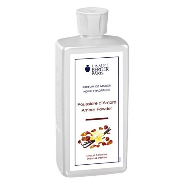 Duftlampen Parfum Amber Staub, 500ml