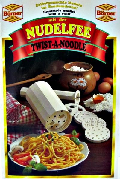machine à pâtes Börner Nudelfee