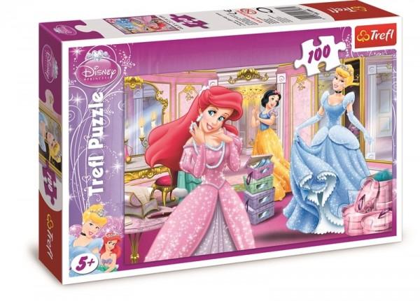Puzzle 100tlg, Disney -Princess-