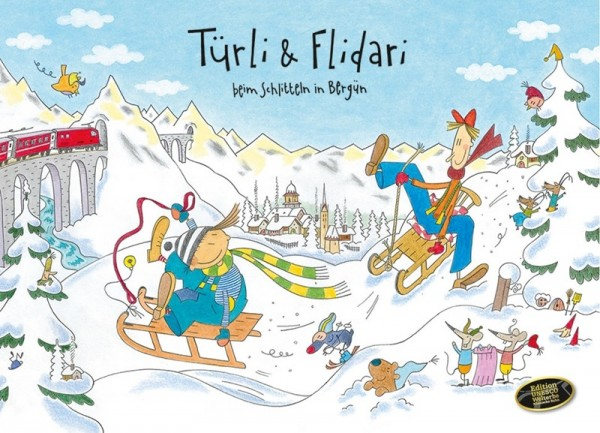 livre d'images,Türli&Flidari, volume 3