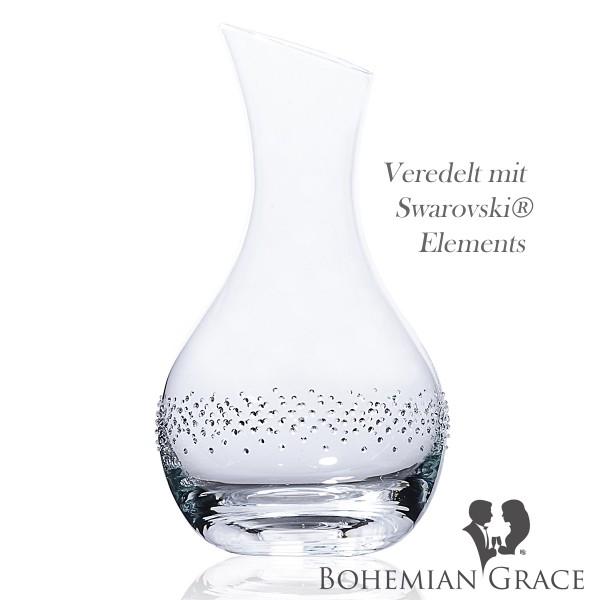 Weinkaraffe 1250ml von Bohemian Grace