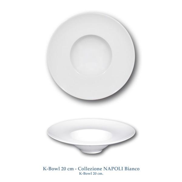 Coupelle Assiette K-Bowl 20cm, Saturnia