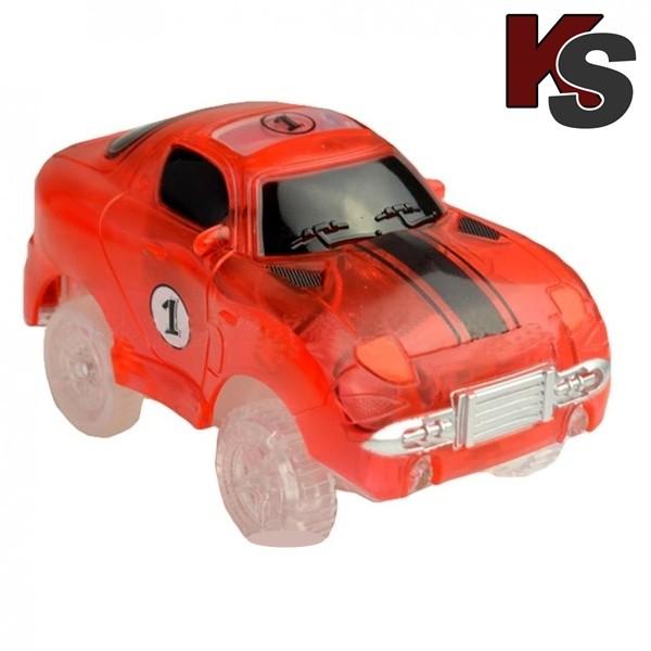 Auto mit Motor zu Autorennbahn Nr 1 RO
