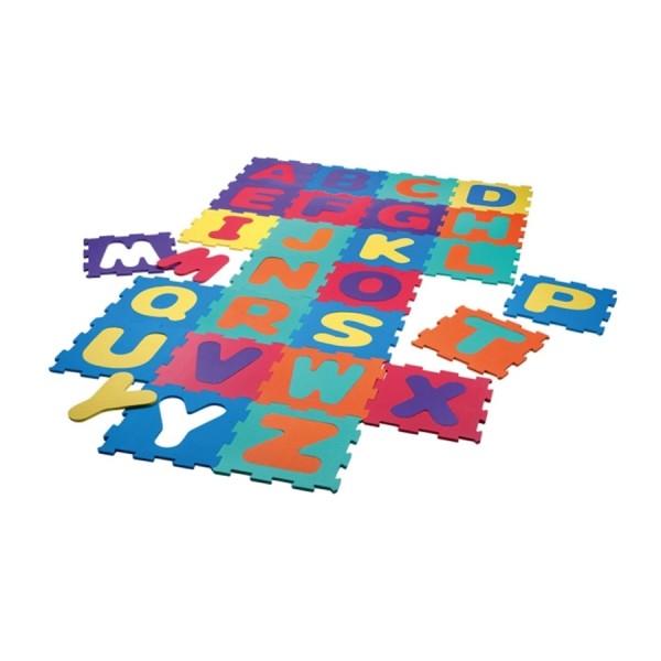 Spiel- Puzzle Matte ABC, Happy People