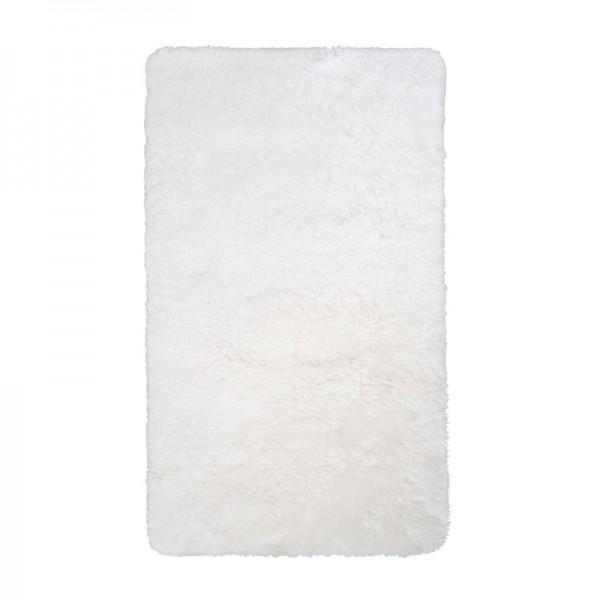 OPAL blanc tapis de bain 70x120cm