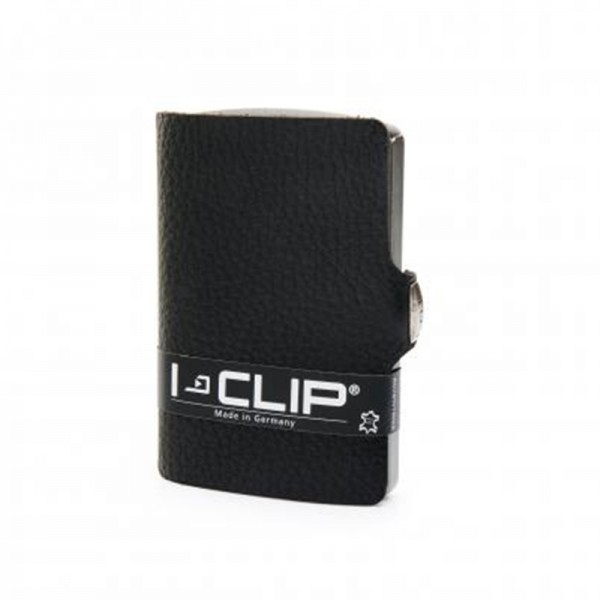 I-CLIP® V Classic noir etui pour cartes