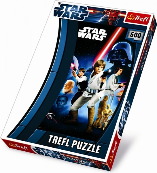 Puzzle 500pc, Star Wars