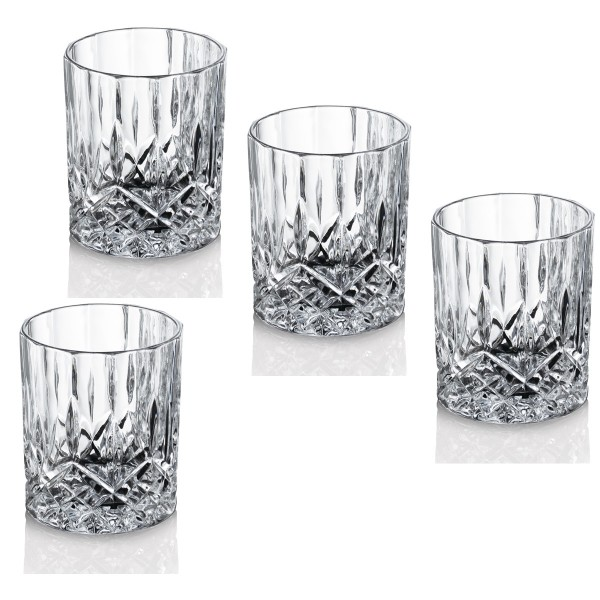 Tumbler Whisky Glas HARVEY Set 4Stk