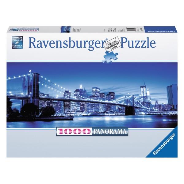 Ravensburger Puzzle, shining New York