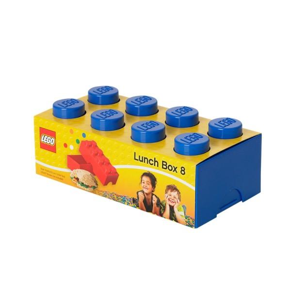 XL Lego Lunchbox, oder Etui etc, Blau