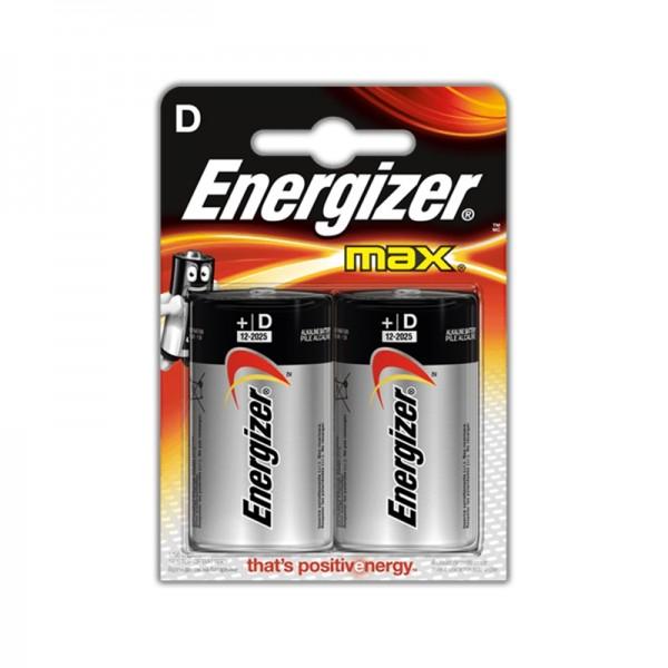 Energizer Powerseal pile, type D 2pc