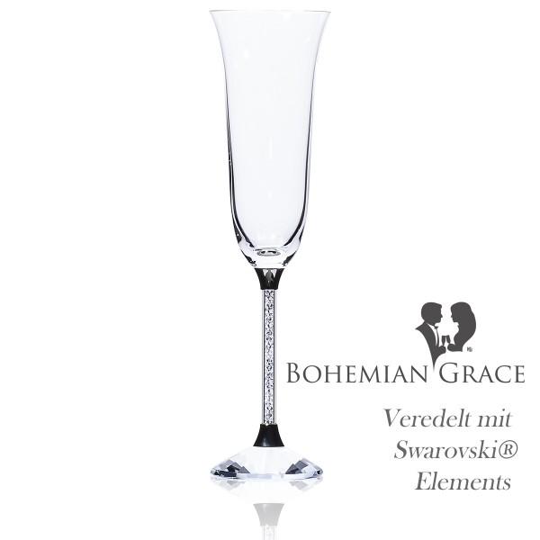Sektglas IRIS von Bohemian Grace