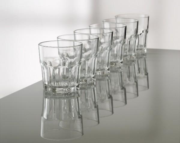 Glas ATELIER 6Stk. Gläser 28cl