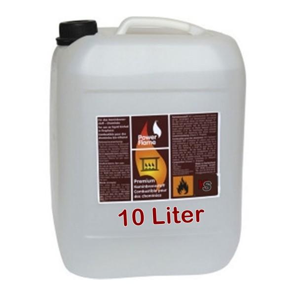 Kamin-Brennstoff Premium 10L Kanister
