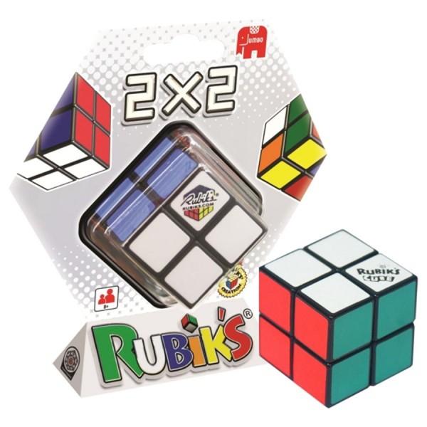 Rubiks Junior Cube 2x2, jeu de patience