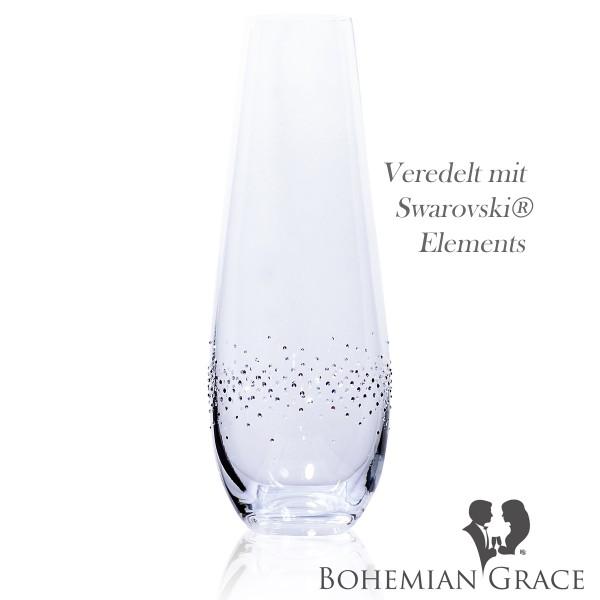 Blumen Vase ARON von Bohemian Grace