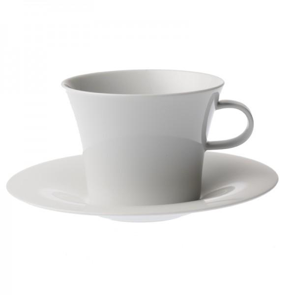 ODGAARD 4Stk. Kaffee Tassen, Unterteller