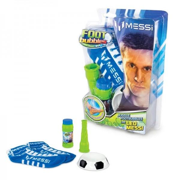Messi FootBubbles, Lot complet bleu
