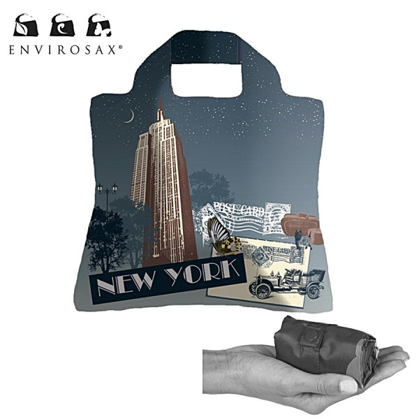 Envirosax® Sac, NEW YORK2 - TRAVEL Bag 6