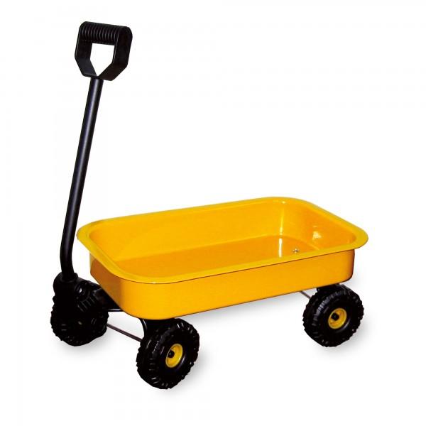 Chariot en métal - jouet d'enfant