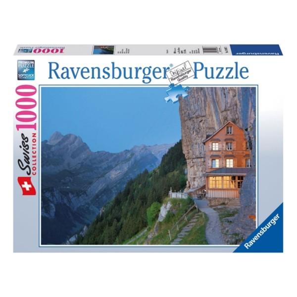 Ravensburger Puzzle, Berghaus Aescher