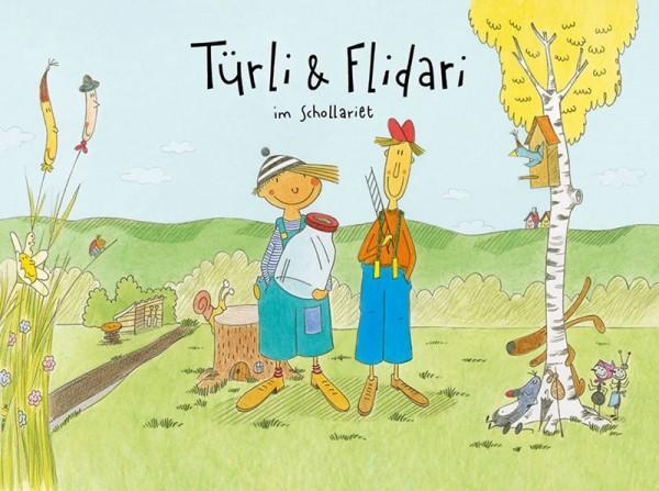 Bilderbuch,Türli&Flidari,B1, Schollariet