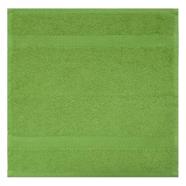 OPAL Hellgrün Waschlappen(Seifent.)30x30