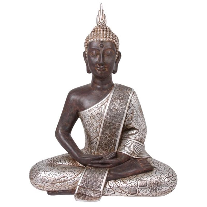 buddha figur aus polystone preisvergleich die besten angebote online kaufen. Black Bedroom Furniture Sets. Home Design Ideas