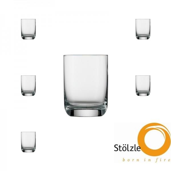 Glas, CLL, 6x Saftgläser klein, 180