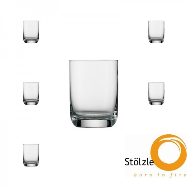 Stölzle CLL, 6x verres à jus petit, 180