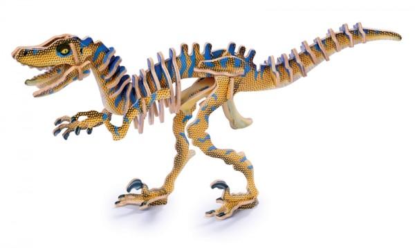 3D-Puzzle Velociraptor