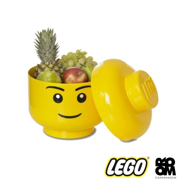 Lego Iconic Storage Head l - BOY