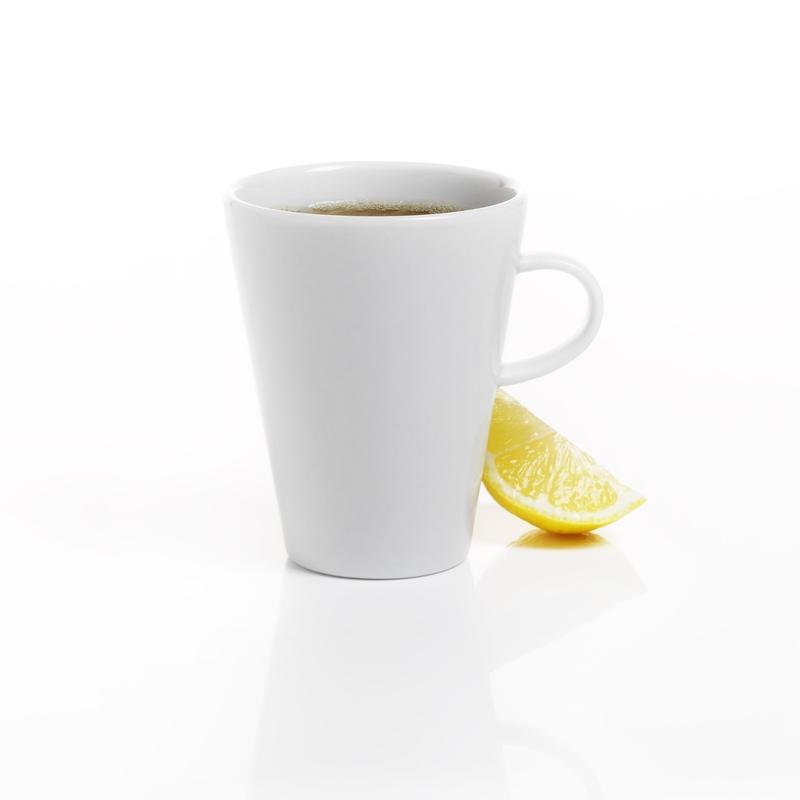 Geschirr selected RD WH 4Stk. Mugs (grosse Tassen), selected RD WH 4Stk. Mugs (grosse Tassen