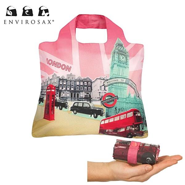 Einkaufstüte, Plastiksack, Design-TRB4