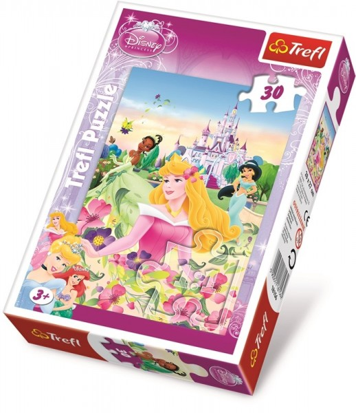 Puzzle 30tlg, Disney -Princess-