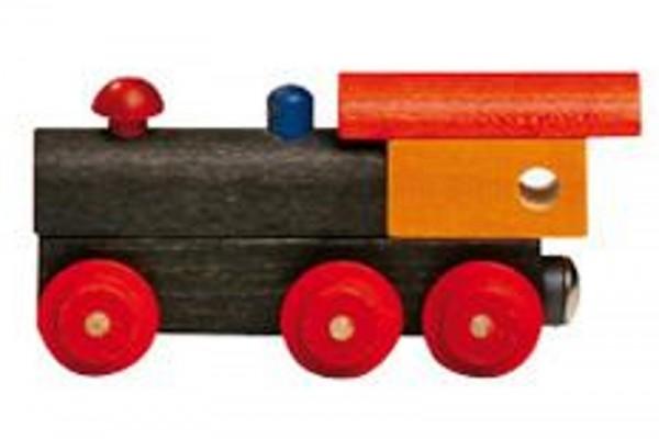 Holzeisenbahn PLAYGO - Dampflokomotive