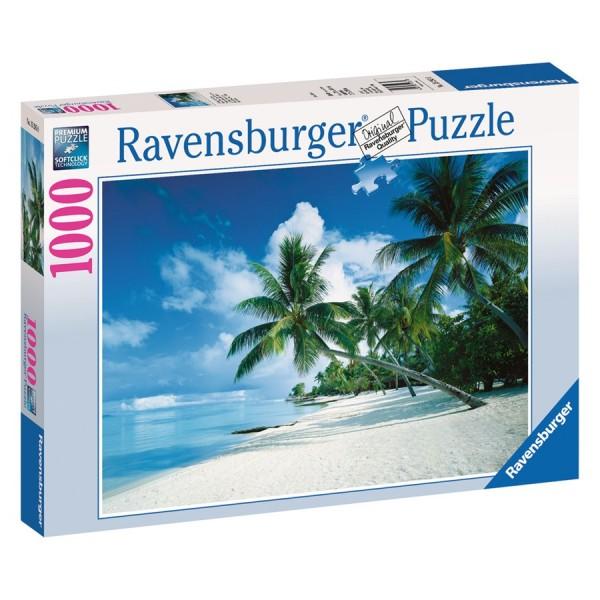 Ravensburger Puzzle, Südsee, Bora Bora